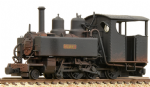 391-028 - Baldwin Class 10-12-D 'Hummy' in Ashover Black (weathered)